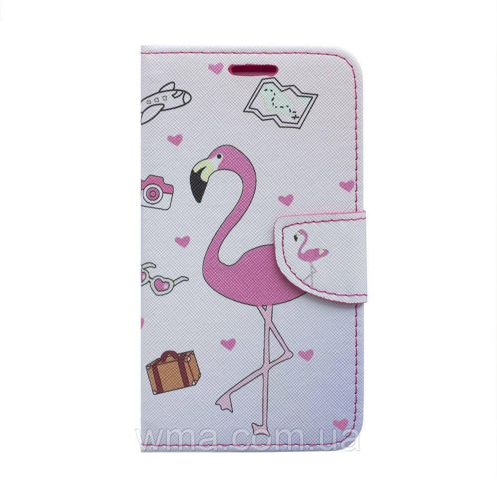 """Чехол-книжка Trend Pictures 5,5"""" Цвет Фламинго"""