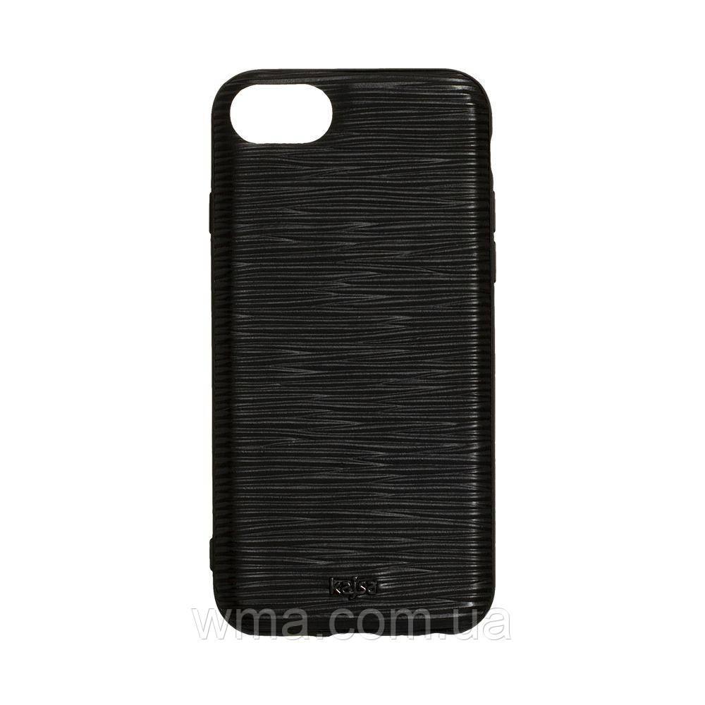 Чохол Kajsa Wave for Apple Iphone 8G Колір Чорний