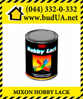 Универсальная эмаль  MIXON HOBBY LACK  темно коричневая  глянцевая (RAL8016)  0,75л