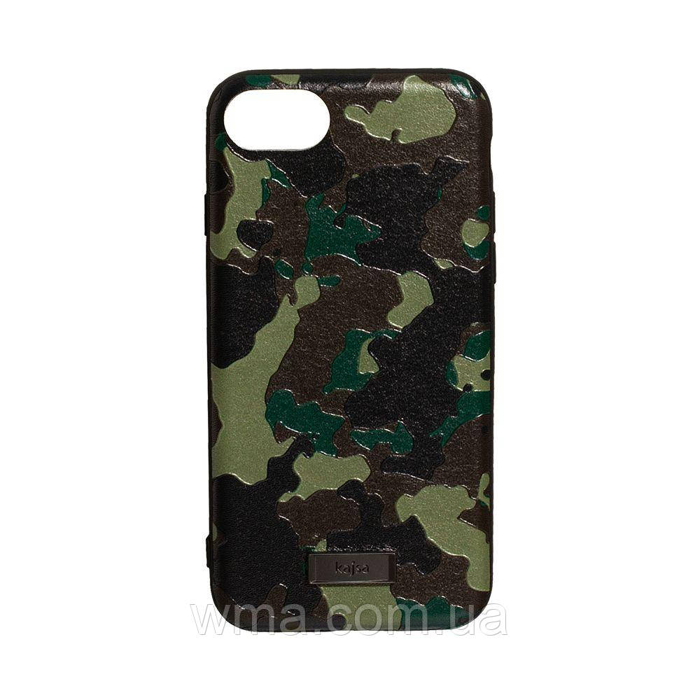 Чехол Kajsa Military for Apple Iphone 8G Цвет Зелёный