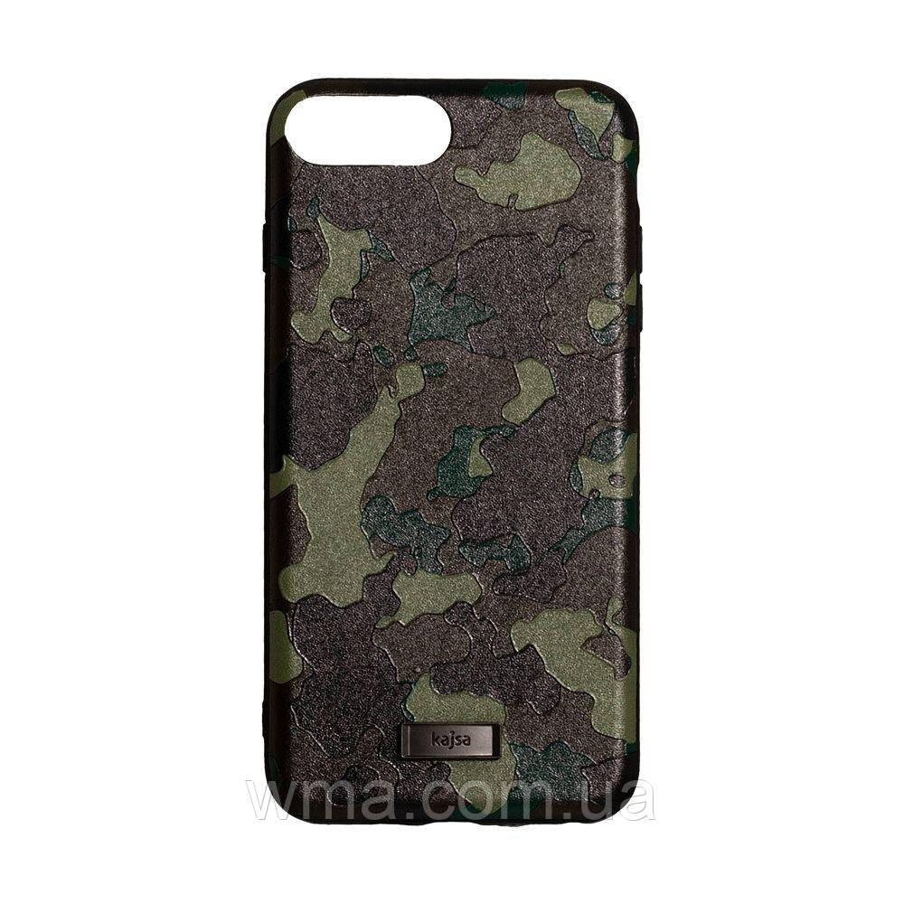 Чехол Kajsa Military for Apple Iphone 8 Plus Цвет Зелёный