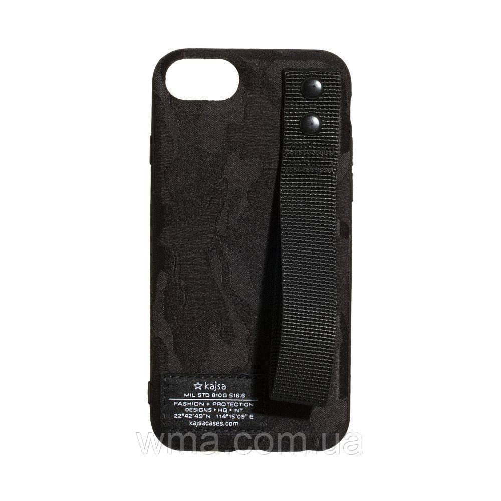 Чохол Kajsa Camo for Apple Iphone 8G Колір Чорний