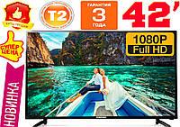 NEW 2021 телевизоры Samsung 42'' FullHD DVB T2, USB. Распродажа! Super Slim КОРЕЯ, гарантия 3 года