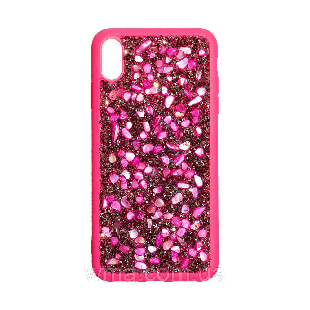Чохол Bling World Stone for Apple Iphone Xs Max Колір Рожевий