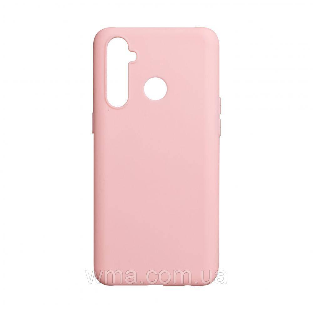 Чохол SMTT Realme 5 Pro Колір Рожевий