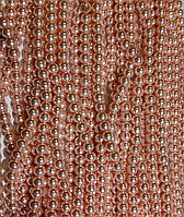 Керамический жемчуг, розовый 4 мм