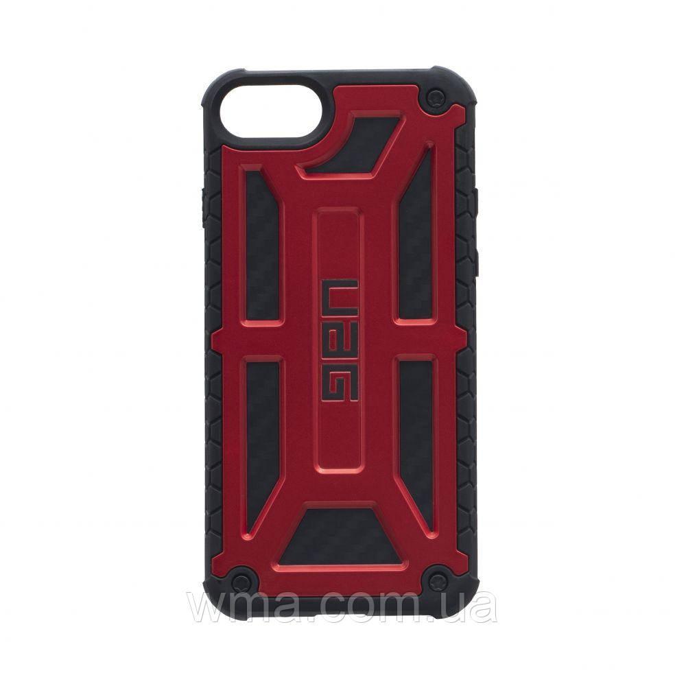 Чехол UAG Monarch for Apple Iphone 8 Цвет Красный