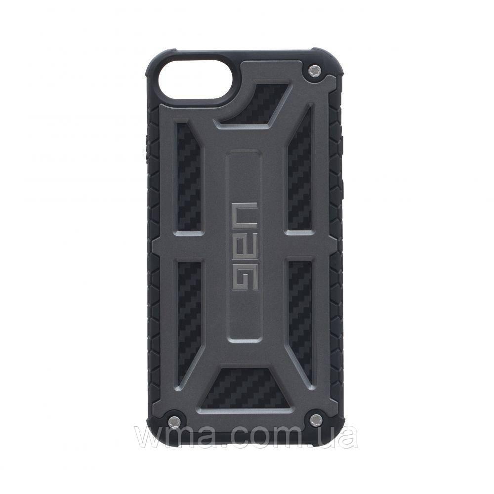 Чехол UAG Monarch for Apple Iphone 8 Цвет Серый