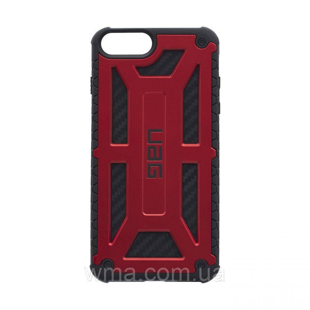 Чохол UAG Monarch for Apple Iphone 8 Plus Колір Червоний