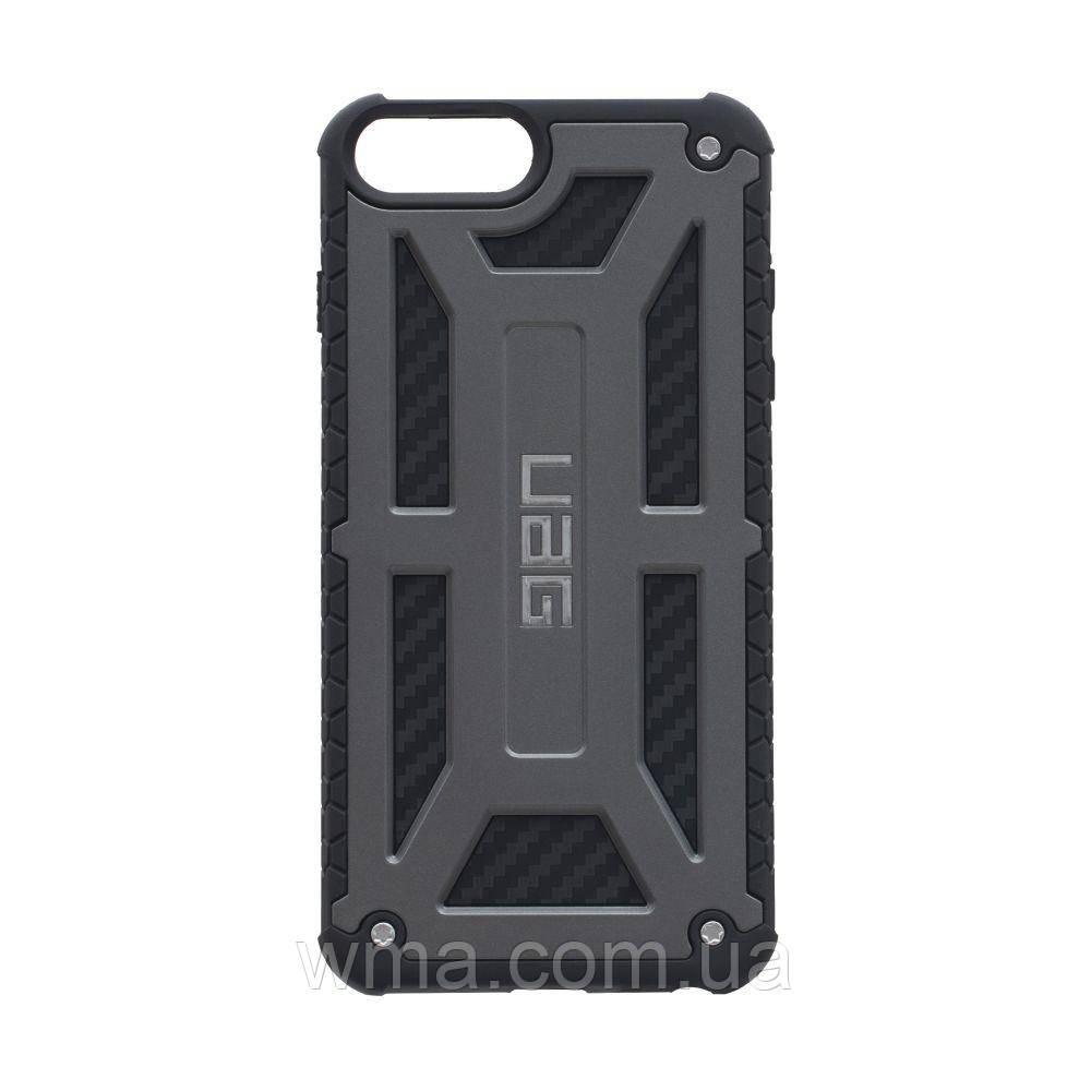Чехол UAG Monarch for Apple Iphone 8 Plus Цвет Серый