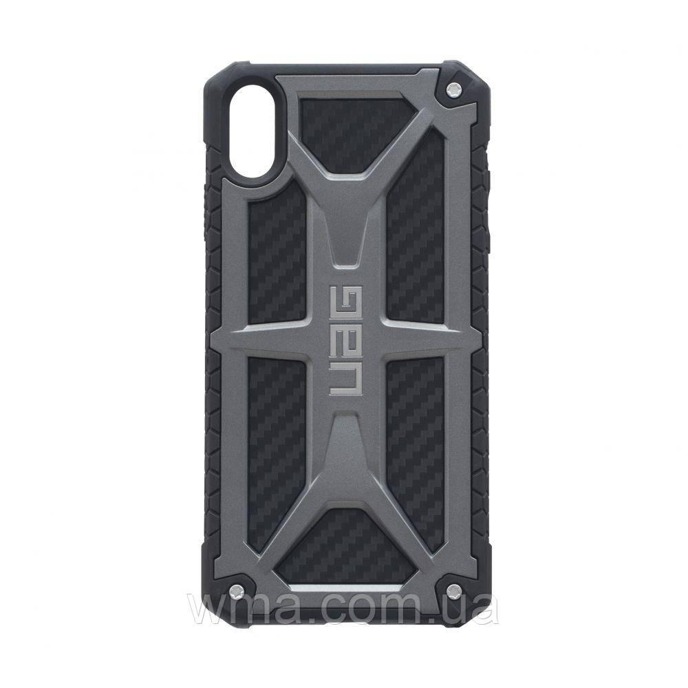Чехол UAG Monarch for Apple Iphone Xr Цвет Серый