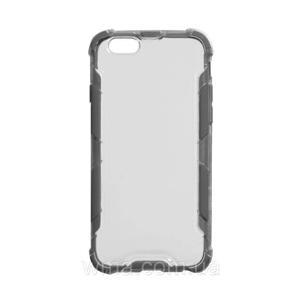 Чехол Armor Case Color Clear for Iphone 6 Цвет Серый