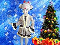 Карновальный костюм обезьянки для девочки