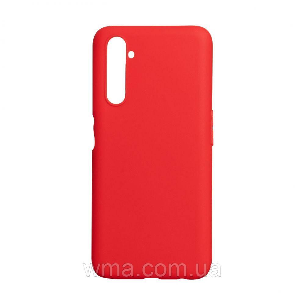 Чехол SMTT Realme 6 pro Цвет Красный