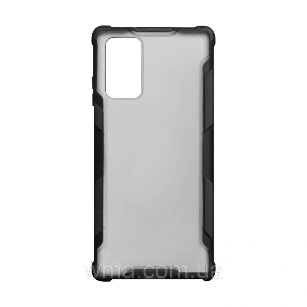 Чехол Armor Case Color for Samsung Note 20 Цвет Зелёный
