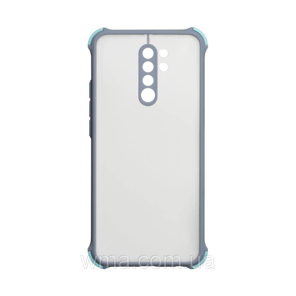 Чохол Armor Frame for Xiaomi Redmi 9 Колір Сірий