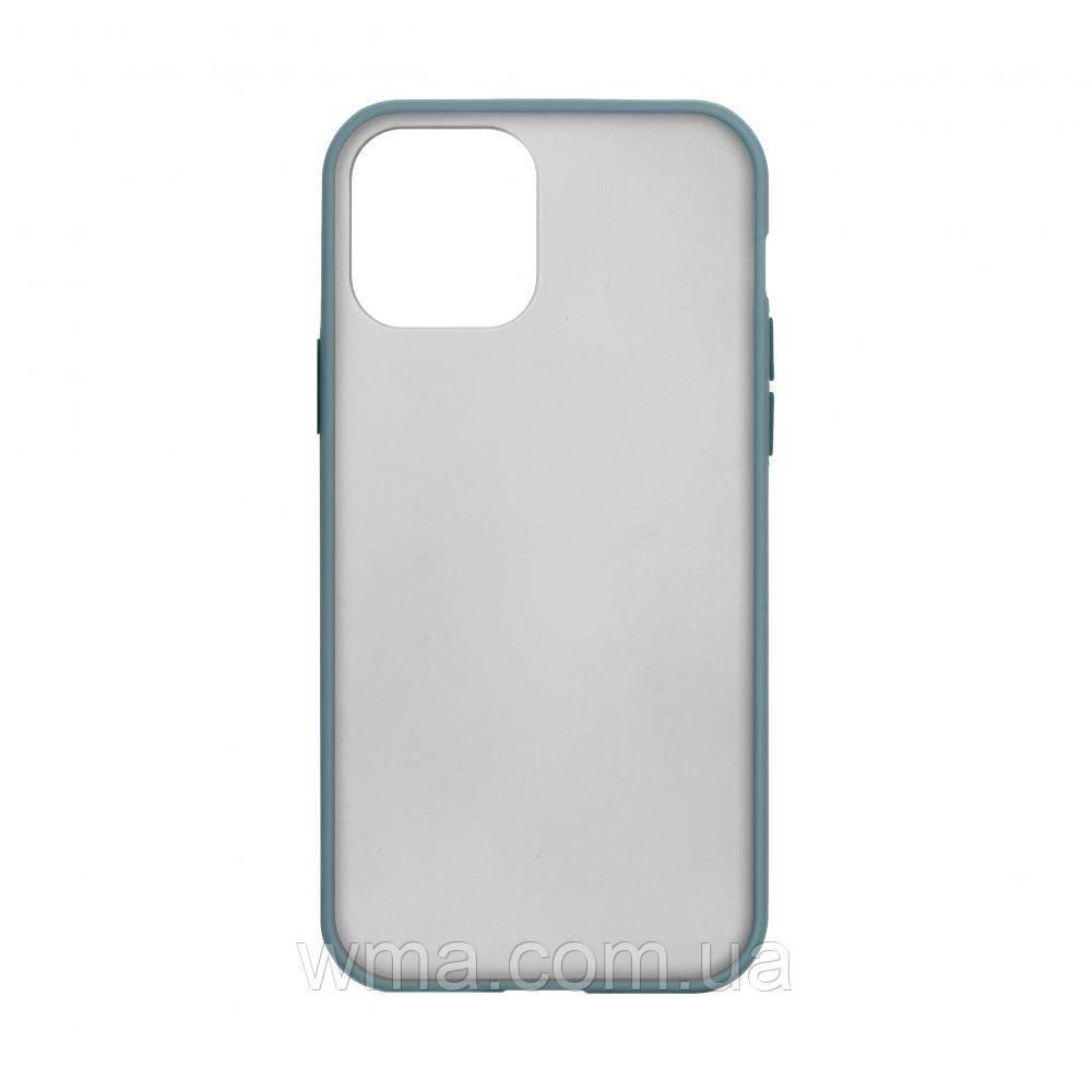 Чехол Totu Copy Gingle Series for Apple Iphone 12 Mini Цвет Зелёный