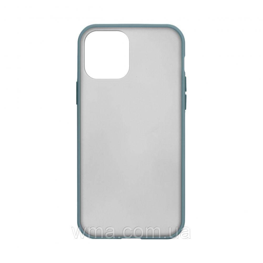 Чохол Totu Copy Gingle Series for Apple Iphone 12 Mini Колір Зелений