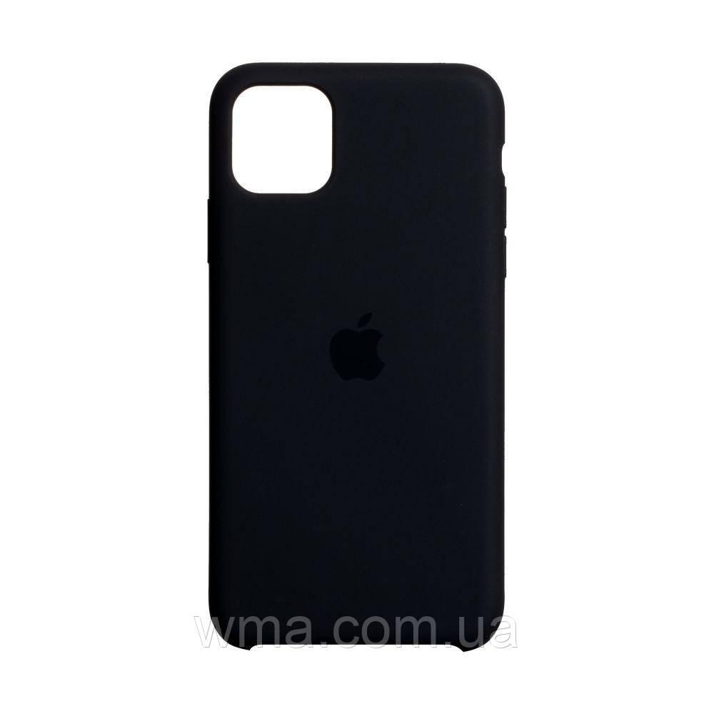 Чехол Original Iphone 11 Pro Max Цвет Black