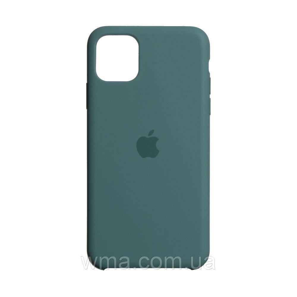 Чехол Original Iphone 11 Pro Max Цвет Pine Green