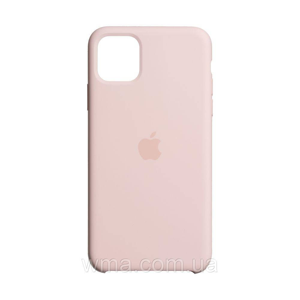 Чехол Original Iphone 11 Pro Max Цвет Pink Sand