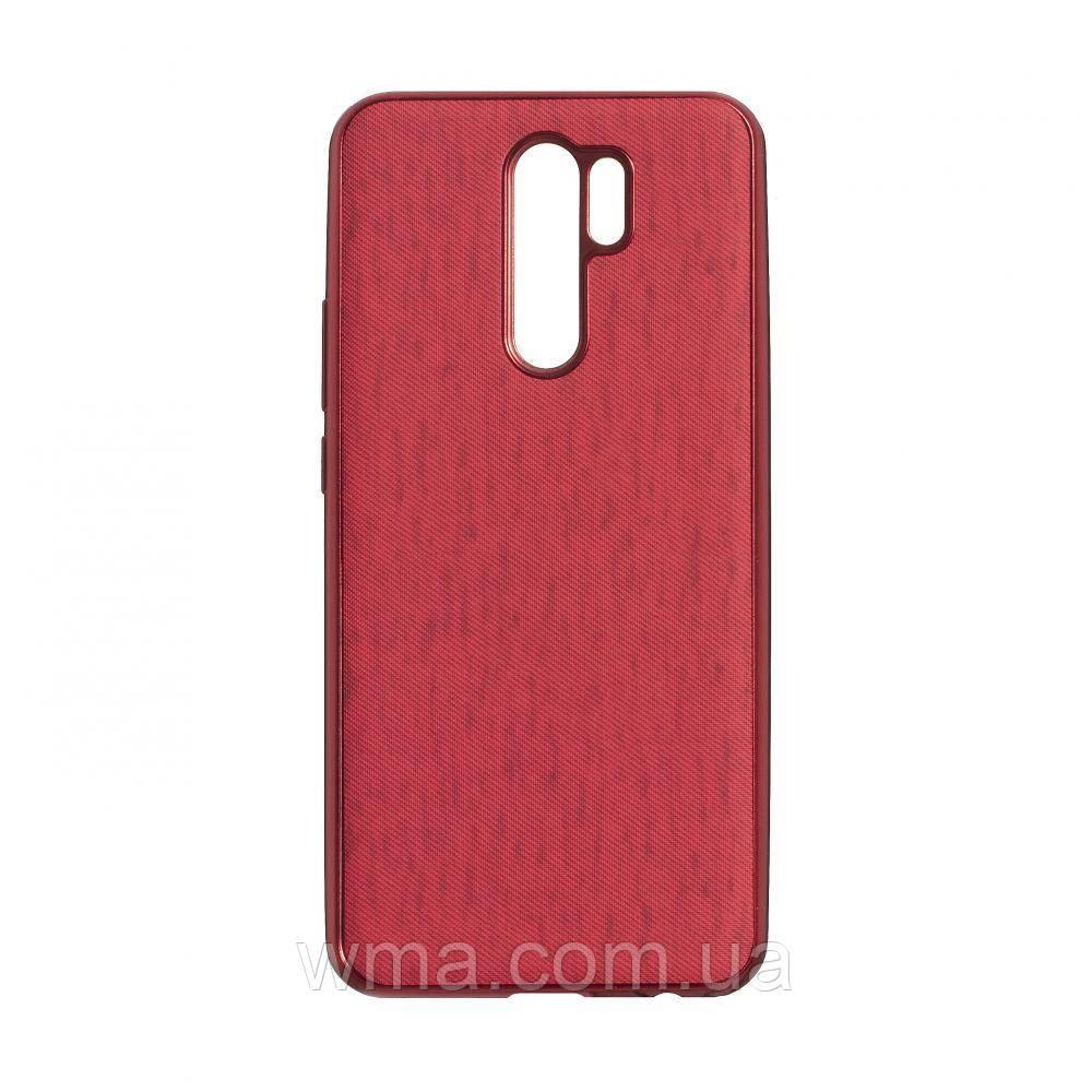 Чехол Jeans for Xiaomi Redmi 9 Цвет Красный