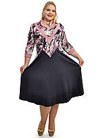 Женское нарядное платье,модель 680,размеры 48-62, фото 1