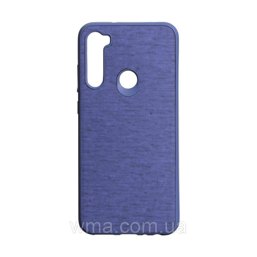 Чехол Jeans for Xiaomi Redmi Note 8T Цвет Фиолетовый