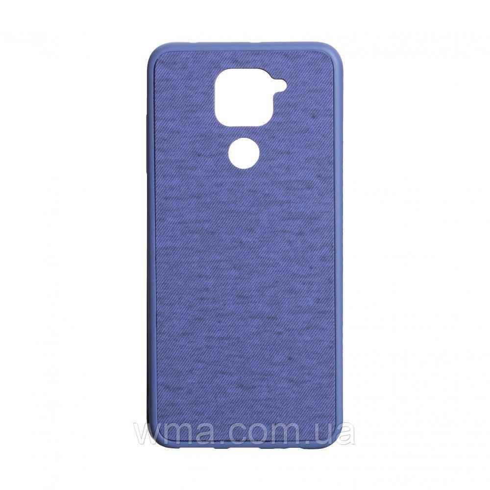 Чохол Jeans for Xiaomi Redmi Note 9 Колір Фіолетовий