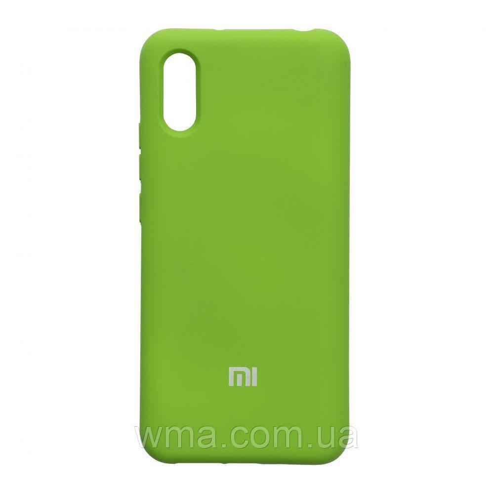Чохол Full Case HQ for Xiaomi Redmi 9A Колір 32.Green