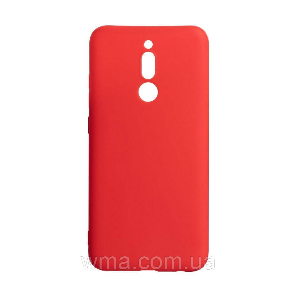 Чехол SMTT Xiaomi Redmi 8 Цвет Красный