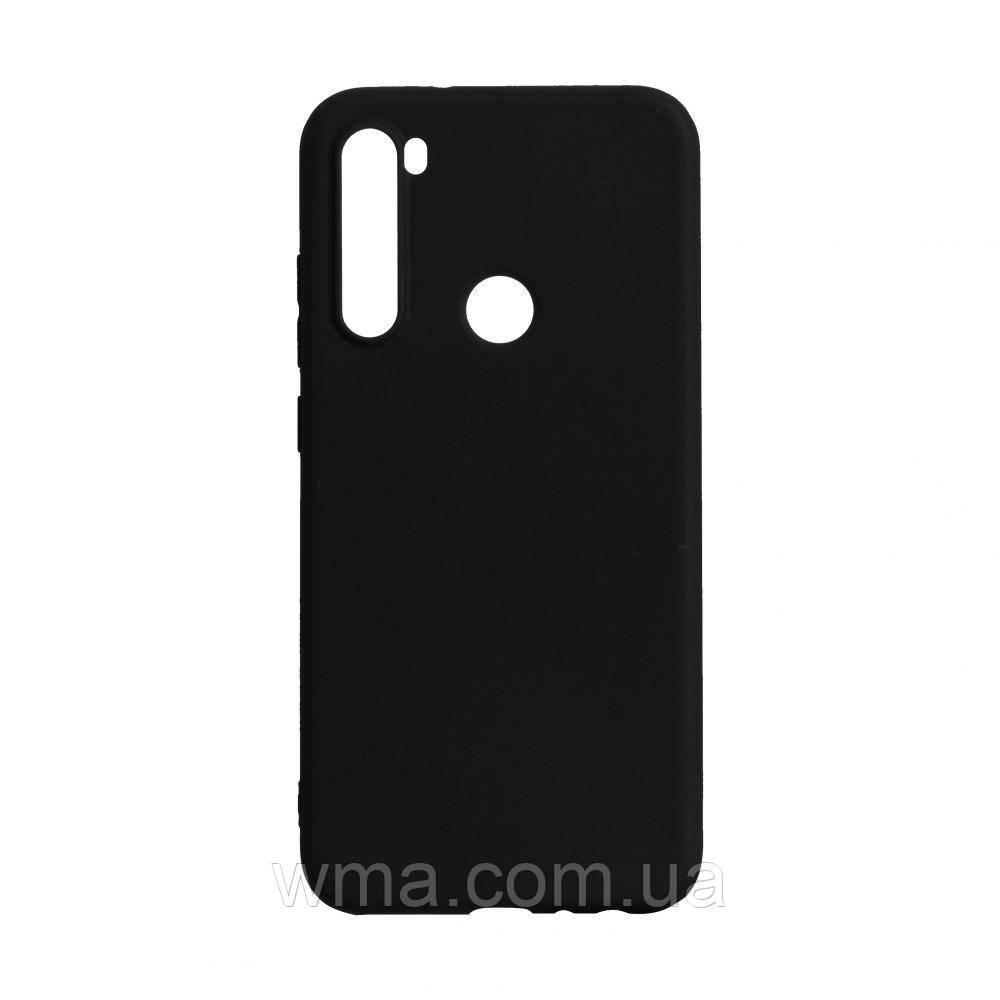 Чехол SMTT Xiaomi Redmi Note 8 Цвет Чёрный