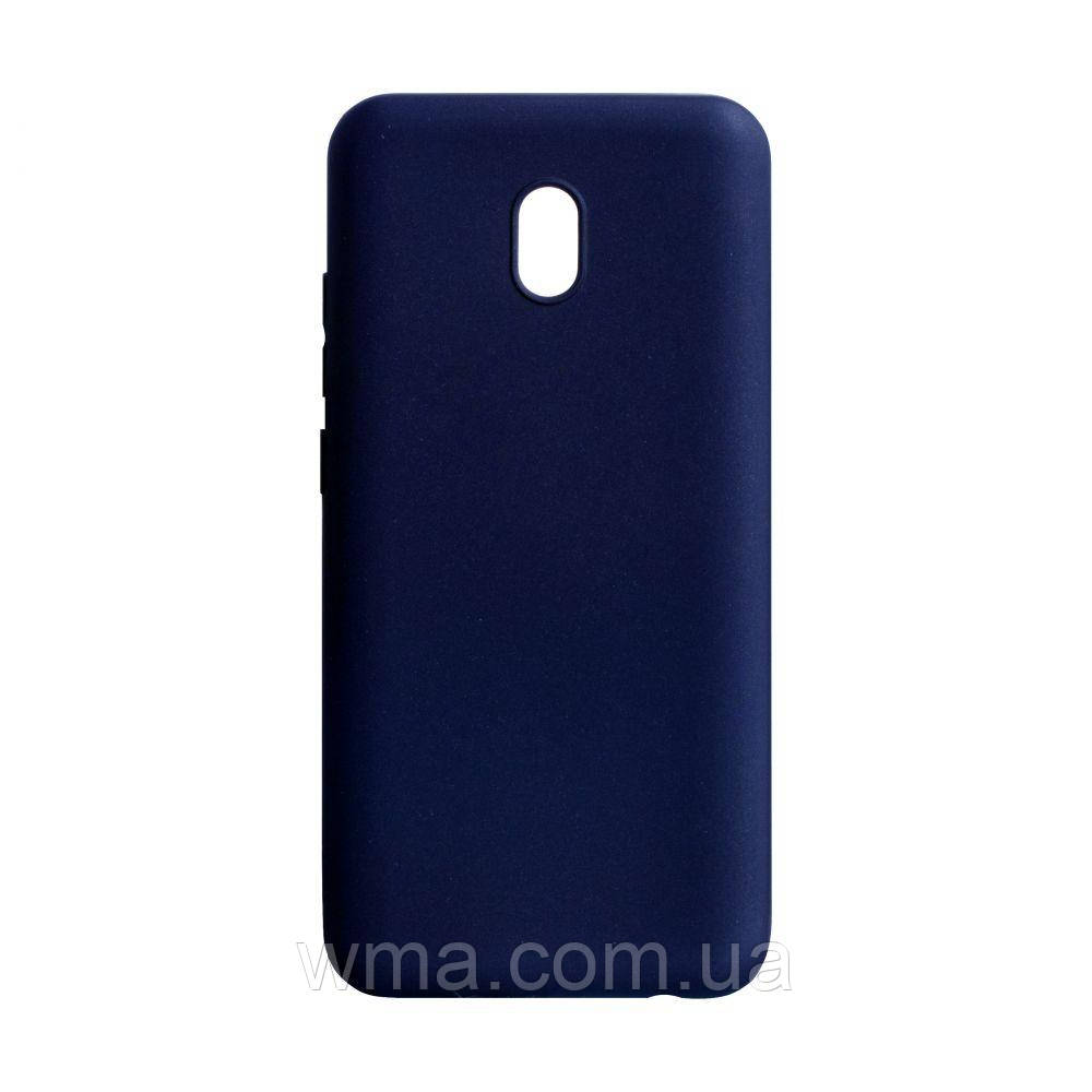 Чехол SMTT Xiaomi Redmi 8A Цвет Синий