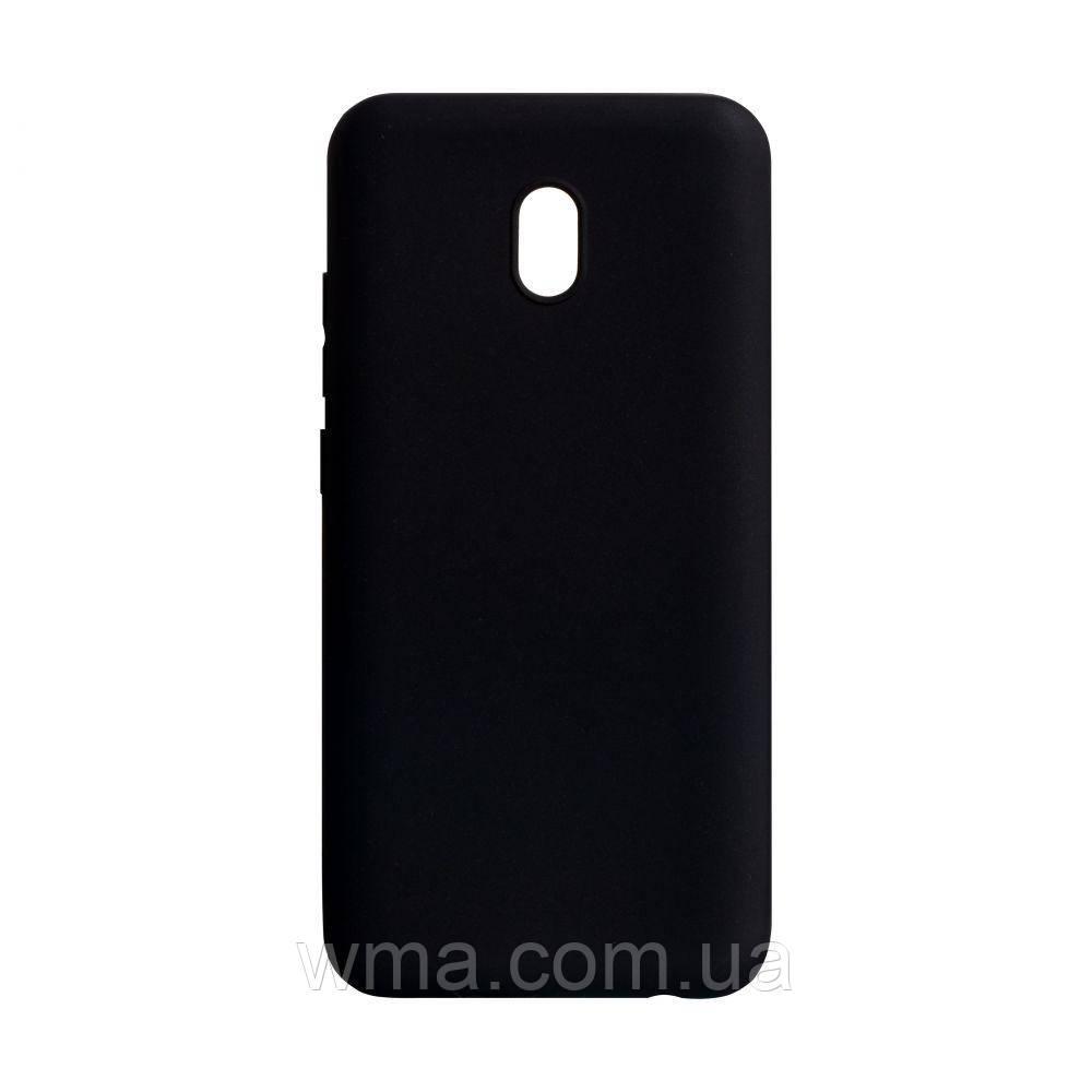 Чехол SMTT Xiaomi Redmi 8A Цвет Чёрный