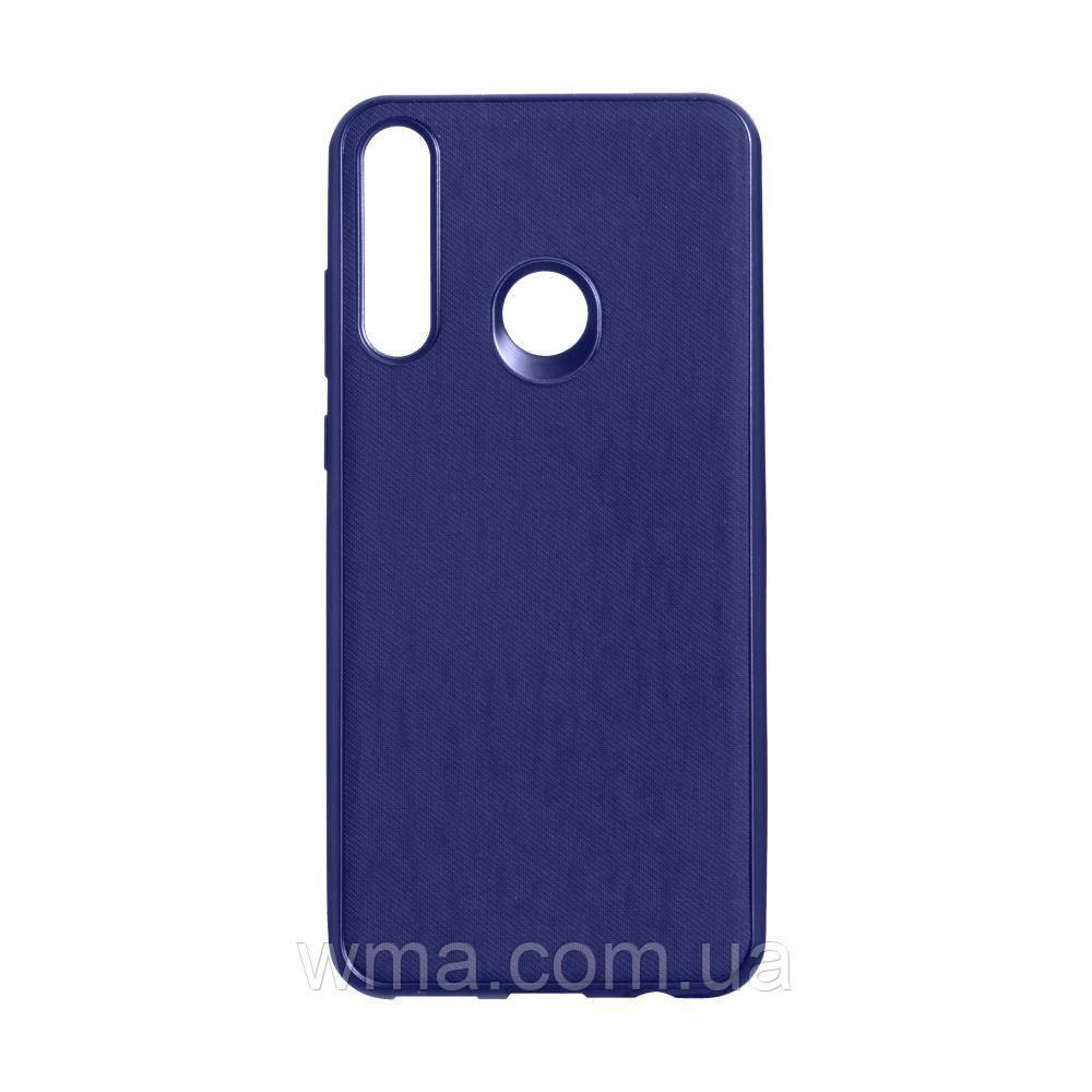 Чехол Jeans for Huawei Y6P Eur ver Цвет Фиолетовый