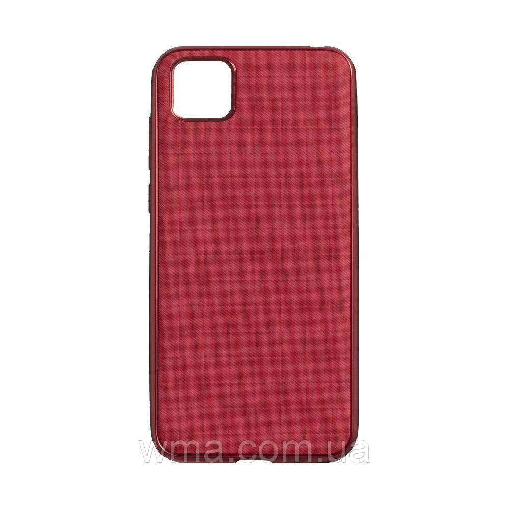Чехол Jeans for Huawei Y5P Eur Ver Цвет Красный