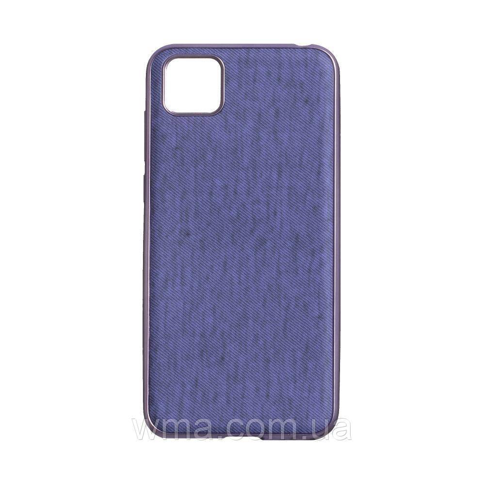 Чехол Jeans for Huawei Y5P Eur Ver Цвет Фиолетовый