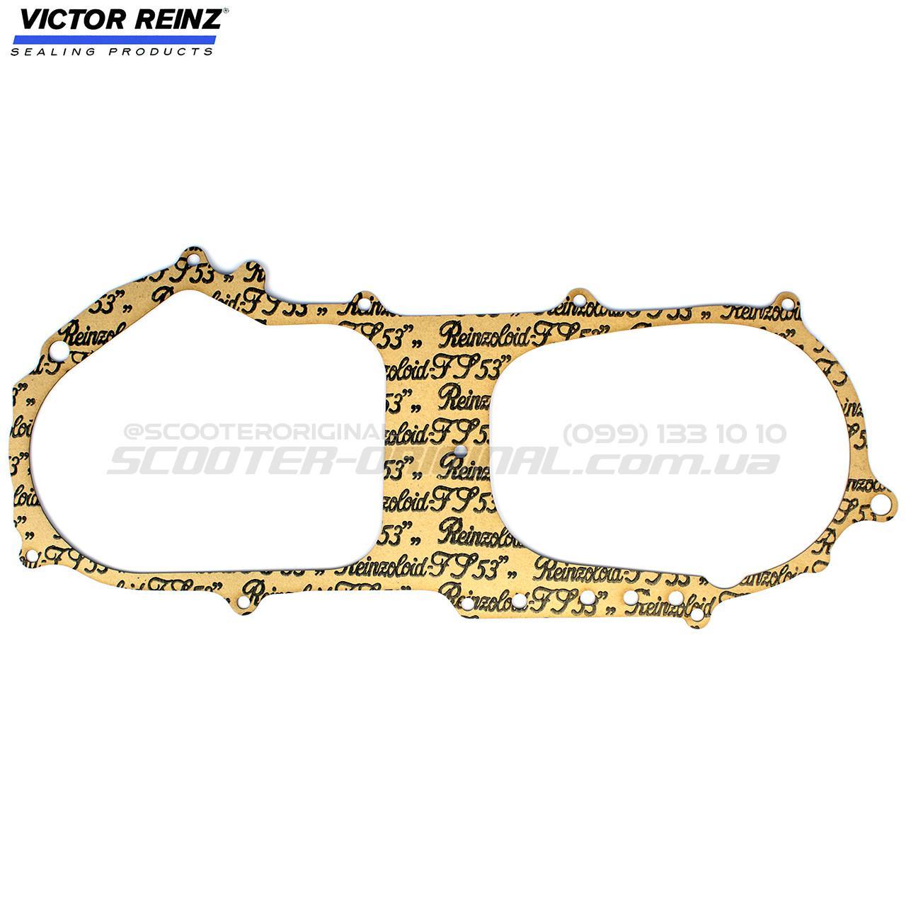 Прокладка крышки вариатора VICTOR REINZ Minarelli Horizontal короткая CY (Yamaha JOG)