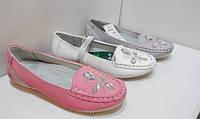 Детские нарядные туфли для девочек Linshi размеры 31-36