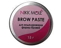 Бров паста Nikk Mole Brow Paste 15 гр
