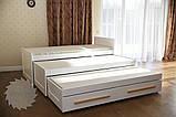 """Ліжко трансформер трьохярусне """"Ніколь"""", фото 4"""