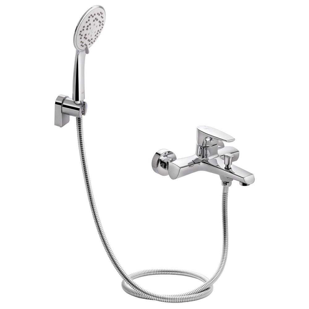 Смеситель для ванны Qtap Optima CRM 006