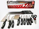 Набір кухонних ножів Mibacle Blade 13 1, фото 2
