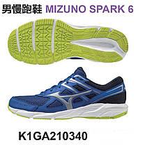 Mizuno Spark 6 K1GA2103-40 — бігові Кросівки чоловічі, фото 3