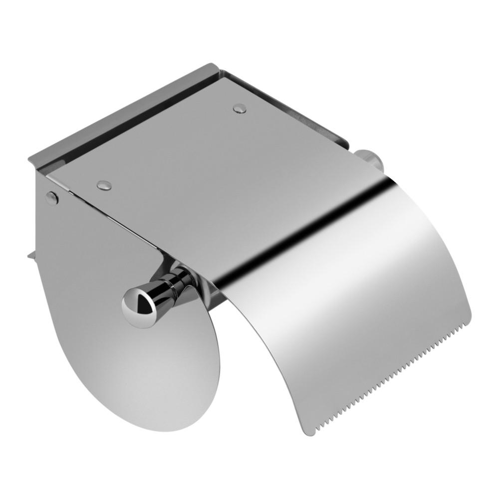 Тримач для туалетного паперу Lidz (CRM) 121.04.02