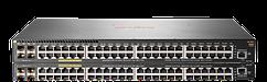 Комутатор 2930M 40G 8 HPE Smart Rate PoE + з 1 слотом (JL323A)