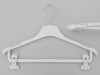 Плічка V-TOPz40 білого кольору, довжина 40 см