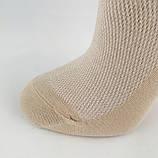 Короткі жіночі шкарпетки з сіткою, фото 4