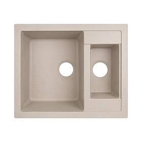 Кухонна мийка Lidz 615x500/200 MAR-07 (LIDZMAR07615500200)