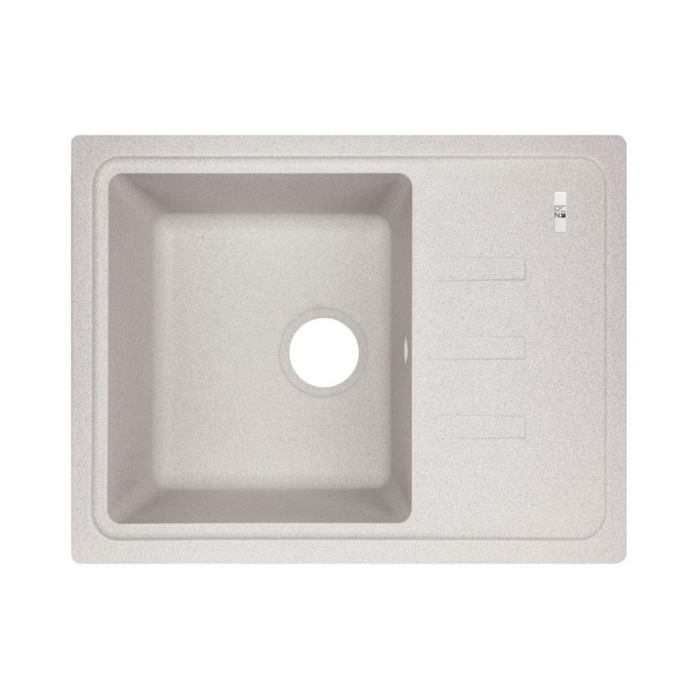 Кухонная мойка Lidz 620x435/200 GRA-09 (LIDZGRA09620435200)